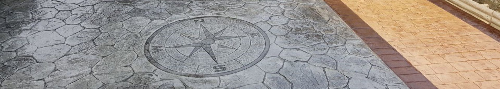 beton amprentat constanta