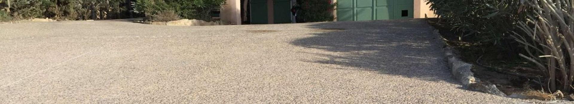 beton dezactivat Constanta